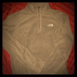 3/4 zip fleece
